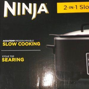 Ninja 2 - IN - 1 Slow Cooker